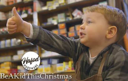 Hafod Hardware Christmas Advert 2019